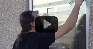 Anlita oss för fönsterputsning på Höglandet